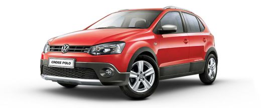 Volkswagen CrossPolo Pictures