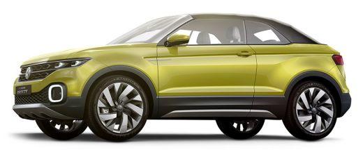 Volkswagen T-Cross Pictures
