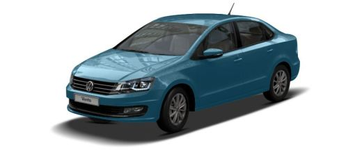 Volkswagen Vento 1.5 Highline Plus AT 16 Alloy