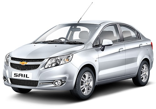 Car With Sail : Chevrolet sail price review pics specs mileage