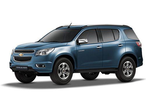 Chevrolet Trailblazer Price , Review, Pics, Specs ...