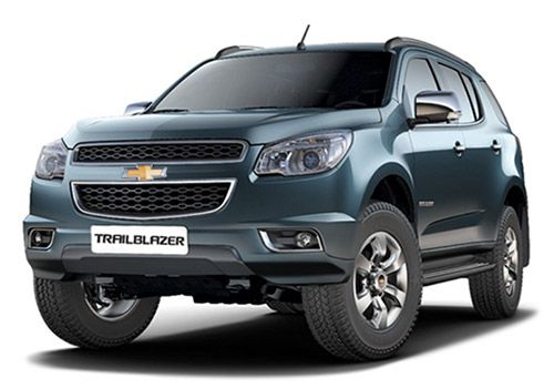 Chevrolet Trailblazer LTZ 4X2 AT - Price, Mileage (11.45 kmpl) & Interior Images | CarDekho.com