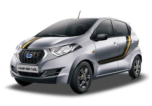 Gold Price In Hyderabad >> Datsun Redi GO Gold 1.0 - Price (Check Offers), Images, Spec | CarDekho.com