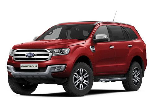 New Ford Endeavour Price 2018 Review Pics Specs Mileage