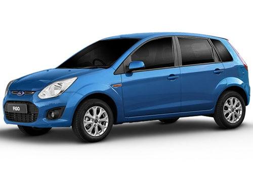 Ford Figo 2012 2015 Petrol Titanium Price Mileage 15 6