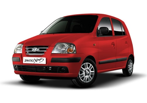 Hyundai Santro Xing Image