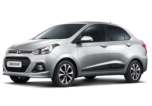 Hyundai Xcent Image