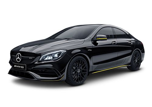 mercedes benz cla amg 45 aero edition automatic price. Black Bedroom Furniture Sets. Home Design Ideas