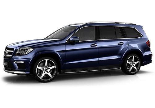 Mercedes benz gl class 63 amg price mileage 10 0 kmpl for Gl class mercedes benz price