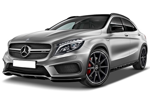 mercedes benz gla 45 amg 360 degree view. Black Bedroom Furniture Sets. Home Design Ideas