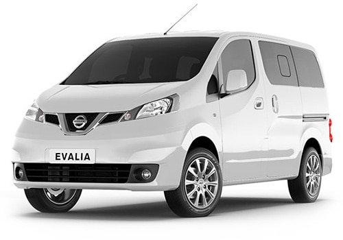 nissan evalia price images reviews mileage specification. Black Bedroom Furniture Sets. Home Design Ideas
