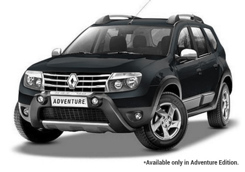 renault duster 2012 2015 adventure edition diesel price images spec. Black Bedroom Furniture Sets. Home Design Ideas