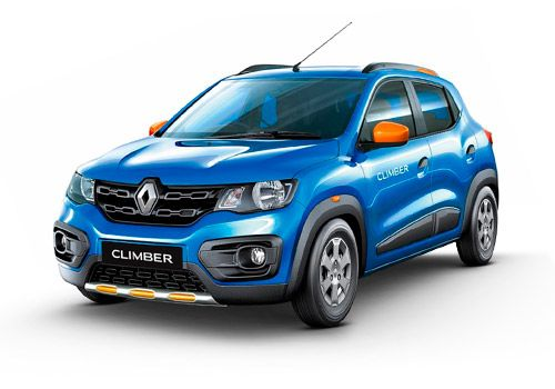 Car Valuation App >> Renault KWID Climber 1.0 MT Price (Check Offers), Features & Specs, Images & Colors