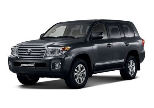 Toyota Land Cruiser Image
