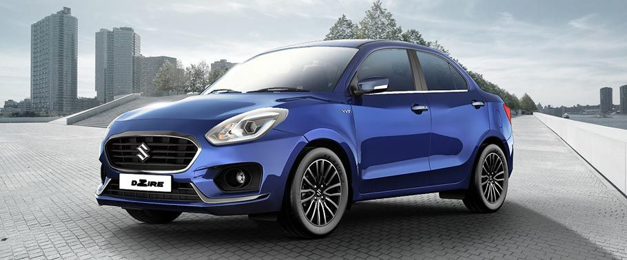Maruti Swift Dzire AGS ZDI Plus